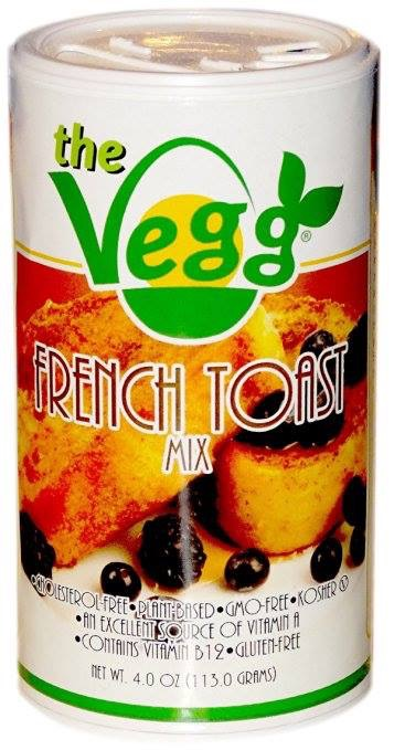 the vegg french toast mix